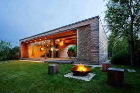 Home Modern Modern Cabin House Living