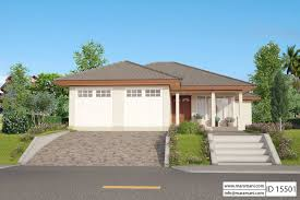 Home Plan Com Bedroom House Plan 1 Story Id 15501 House Plans By Maramani