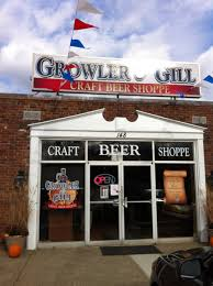Shopping in Nanuet: Growler & Gill and A Matter of Health - Sour
