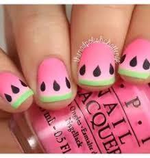watermelon nails for ava u0027s halloween costume posh nail art