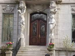home entrance design decor modern main contemporary house newest