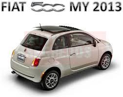 Fiat 500 2013 chega em breve sem alteração nos preços | Autos ...