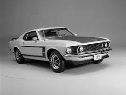 Mustang Boss 302 Black 1969 Ford Mustang Boss 302 Ford Supercars Net