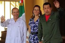 Calderón - Margarita - Chávez