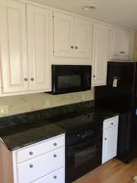 Old Wooden Kitchen Cabinets Refinishing Old Wall Mounted Oak Kitchen Cabinets Painting With
