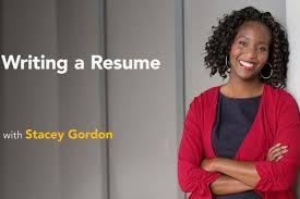Writing a Resume LinkedIn