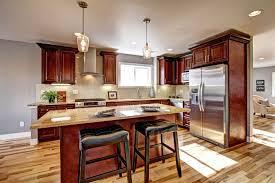 kitchen remodeling in fairfax va mahogany maple cabinets