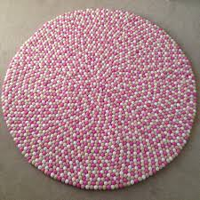 Round Bathroom Rugs by Rug Pink Round Rug Wuqiang Co
