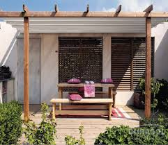 Enclosing A Pergola by Retractable Roof Systems