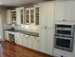perfect kitchen tile backsplash ideas wonderful nice white shaker kitchen cabinets
