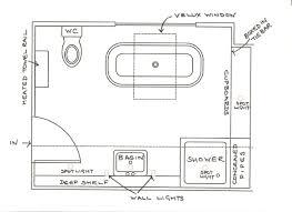 Master Bath Floor Plans Flooring Choosing Bathroom Layout Hgtv Sp0073 Toilet And Shower