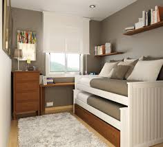 9 clever ideas for a small bedroom