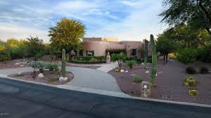 unparalleled southwestern santa fe style residence arizona