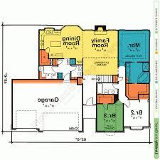 Single Story Open Concept Floor Plans 100 Single Story Home Floor Plans Four Story House Plans