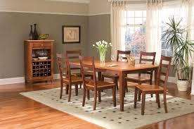 america bristol point honey u0026 chestnut dining collection
