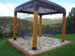 patio gazebos and canopies patio gazebo design with metal and wood customised gazebos aarons