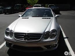 mercedes benz sl 55 amg r230 2006 9 may 2015 autogespot