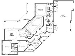 floor plans desert home drafting