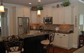 Vintage Kitchen Backsplash Kitchen Style Beige Ceramic Tile Backsplash Antique White Hanging
