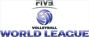 Смотреть, онлайн, Волейбол, Мировая, Лига, 2012, Мужчины, Отборочный, турнир, Группа A, 3-й тур, Россия, Куба