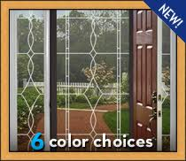 stained glass door film leaded glass door and window films wallpaper for windows