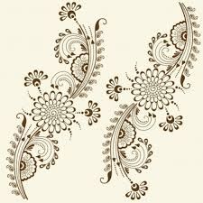 Indian Flower Design Traditional Vectors Photos And Psd Files Free Download