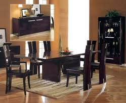 European Dining Room Furniture Dining Room Collection European Modern Formal Dining Room Sets