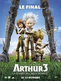 Arthur och de två världarna (2010)
