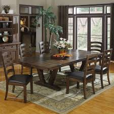 Thomasville Dining Room Chairs by Dining Tables Cherry Dining Room Set With Hutch Thomasville