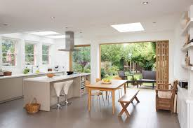 Open Kitchen Floor Plans Pictures Open Kitchen Floor Plans Living Room Contemporary With Wood