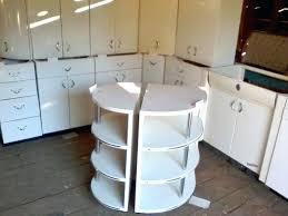 Retro Metal Kitchen Cabinets by Vintage Metal Kitchen Cabinets 1940s Morton W Porcelin Cast Iron