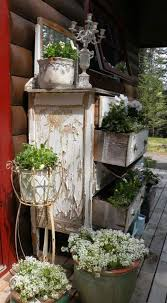Shabby Chic Planters by 251 Best Flea Market Finds And Shabby Chic Images On Pinterest