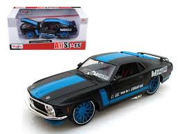 Mustang Boss 302 Black Diecast Model Cars Wholesale Toys Dropshipper Drop Shipping 1970