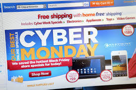 after thanksgiving sale 2014 walmart black friday vs cyber monday will rise in online shopping allow