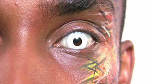 white contact lenses halloween whiteout contact lenses block white youtube