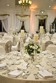 Black Blue And Silver Table Settings Wedding Tables Wedding Table Settings Blue And Silver Wedding