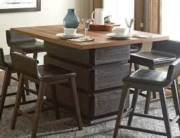 Height Of Kitchen Table by Height Of Kitchen Bar Beautiful High Chair Dining Room Set