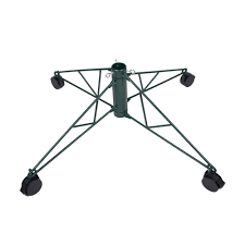 frontgate 7 u0027 to 9 u0027 rolling christmas tree stand