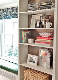 Ikea Bookshelves Built In by Ikea Hacked Billy Bookcase Window Seat Favorite Places U0026 Spaces
