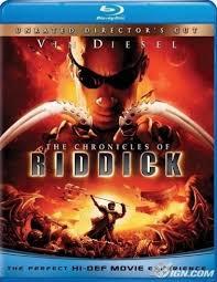 Las Crónicas de Riddick [BD25]