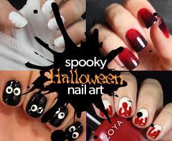 spooky halloween nail art cw44 tampa bay