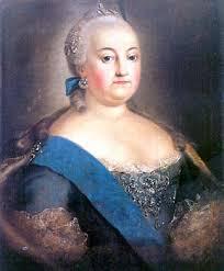єлизавета петрівна імператриця