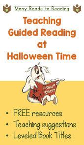170 best halloween reading plans images on pinterest teaching