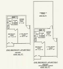 floor plans villa ravine apartments