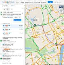 Fgoogle Maps Official Google Blog Catch The London Underground With Google Maps