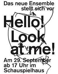 Schauspiel Stuttgart - Carmen Wolfram, Dramaturgin - hello_anzeige_o.text