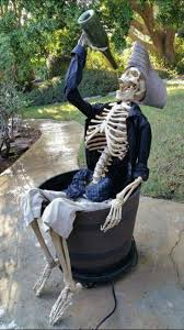 halloween skeletons decorations 56 best halloween skeletons images on pinterest halloween