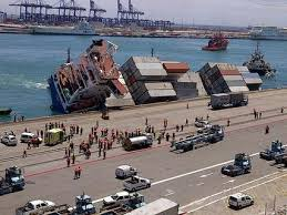 Algeciras ship sinks