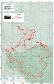New Mexico Wildfire Map by Whitewater Baldy Fire Now Biggest In N M History Albuquerque