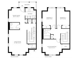 3 Bedroom Apartment Floor Plan 1 4 Bed Apartments Markham Gardens